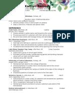 resume edited by uca edited by me