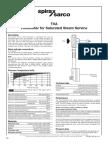 TVA Flowmeter-Technical Information