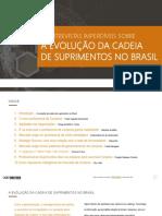 A EVOLUÇÃO DA CADEIA de Suprimentos No Brasil