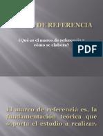 Marco de Referencial