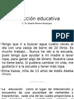 Direccion Educativa