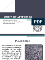 Limites de Atterberg