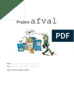 projectbundel afval techniek