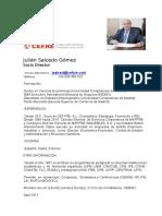 CV de JSG Para Seminario Vivienda