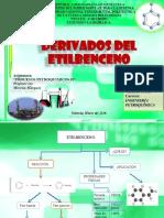 Procesos. Etilbenceno-Equipo Nro 8-001 ING PQ.