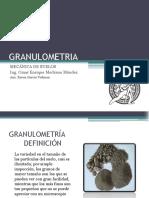 Granulometría