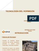 Tecnolog a Del Hormig n S.01