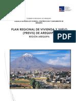 Plan Regional de Vivienda y Suelo