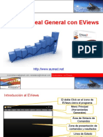 Manual Eview