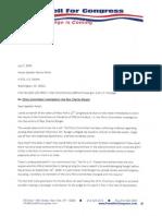 Candidate Adam Clayton Powell Demands Rangel Ethics Report