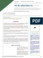 - - - - El rincón de soluciones tv - - - -_ Amplificador de Audio y trazador de señales, proyecto_.pdf