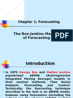 Chapter 1 Forecasting ARIMA Method - Copy