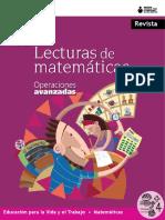 Operaciones Avanzadas - Revista de Lecturas