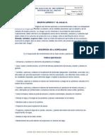 Obligacion de Informar Operador Areas Verdes