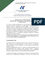 Proyecto Equipo VIOLENCIAS 2011