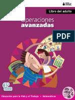 Operaciones Avanzadas - Libro