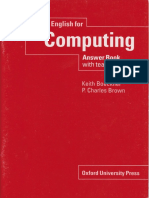Oxford English for Computing TB