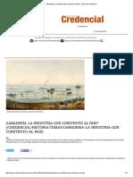 Ganadería_ La Industria Que Construyó Al País_ _ Revista Credencial