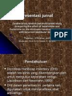 Betahistin&Flunarizin Pada Vertigo
