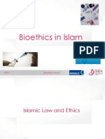 Bioethics in Islam PPT