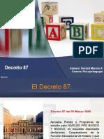 DECRETO 87.ppt