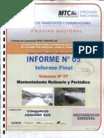 INFORME 05 - VOL 07 - MANT RUTINARIO Y PERIODICO.pdf