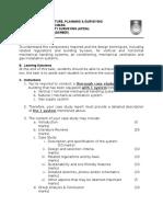 QSM605 Assignment