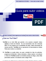 Subir Videos