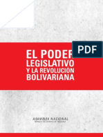 El Poder Legislativo y la Revolución Bolivariana