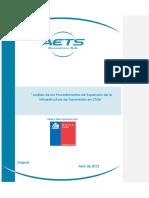 6_Análisis de Los Procedimientos de Expansión de La Infraestructura de Transmisión en Chile