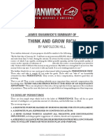 Think & Get Rich - James Swanwick's Notes