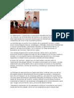 Cormetur promocionará a Mérida por el Oriente del país.docx