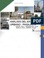 Analisis Urbano Entorno de Hotel