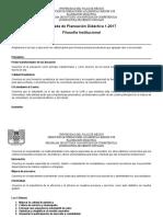 Planeción Didáctica - 01 2107 - Nvo. Formato