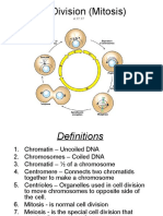 cell division  mitosis  4 17 17 for guided notes powerpoint