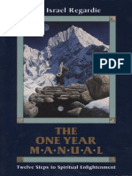 Israel Regardie-The One Year Manual_ Twelve Steps to Spiritual Enlightenment-S. Weiser (1993).pdf