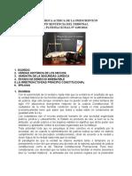 La verdad Historica acerca de la PRESCRIPCIÓN TRIBUTARIA.docx