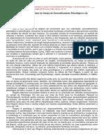 Texto 5 -SANTOS, O. B. a Revolução Rogeriana No Campo Do Aconselhamento Psicológico e Da Psicoterapia.