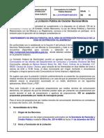 Convocatoria No. LO 018TOQ075 E56 2016 (1)