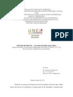 Ensayo Final Eulises Pnf Pcad II-2015