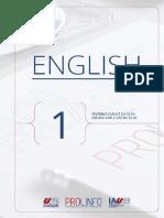 Livro Ingles 1
