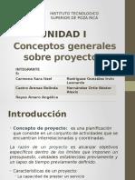 Conceptos Generales Sobre Proyectos
