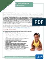 Consejos Crianza + Desarrollo Saludable [0-1 años]