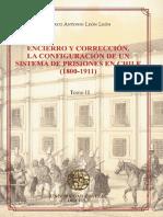 Configuracion Del Sistema de Prisiones en Chile