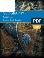 a level geography for aqa student book sample chapter 4  1
