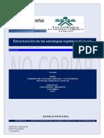 Materiales y Estructuración de Las Redes Logísticas y Sus Estrategias