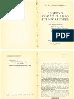 Barbosa 1951 Tupi-portugues