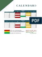Calendario de Juntas