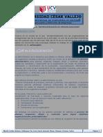 """Practica 1.1 """"Administración de Organizaciones"""""""