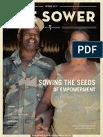 2017 Spring Sower